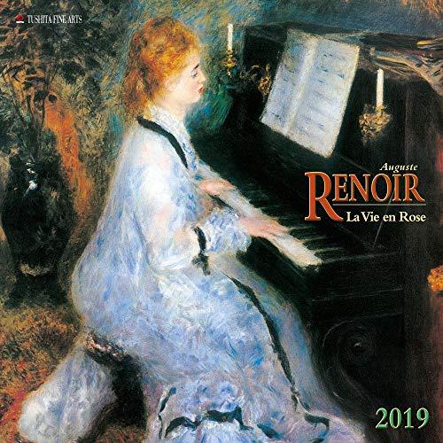 Auguste Renoir - La Vie en Rose 2020: Kalender 2020 (Tushita Fine Arts)