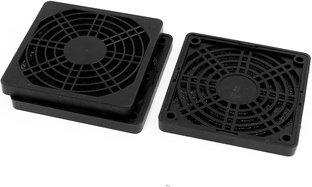 Aexit 3pcs 86mm Popular Fans Cooling Case x 5 ☆ very popular PC Dustproof Computer