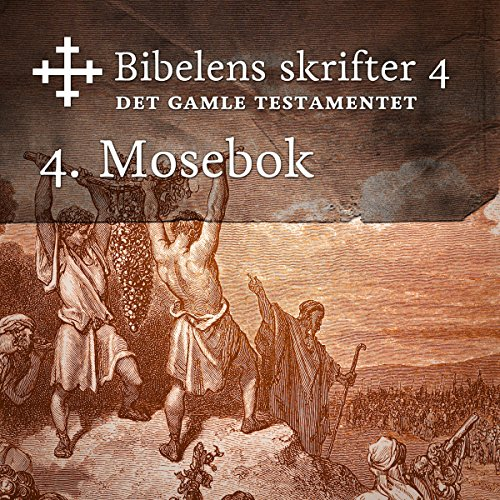 4. Mosebok audiobook cover art