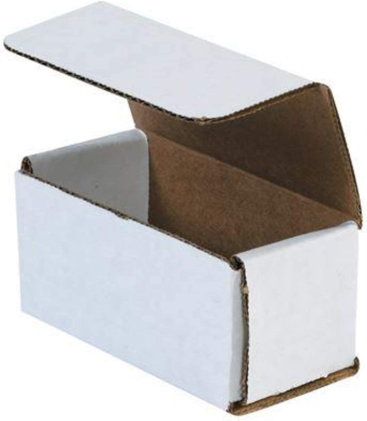 4x2x2 White Corrugated Shipping Mailer o Boxes Max 52% OFF Ultra-Cheap Deals Packing Box Pack