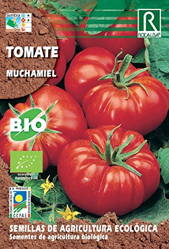 Semillas ECOLOGICAS Tomate Muchamiel