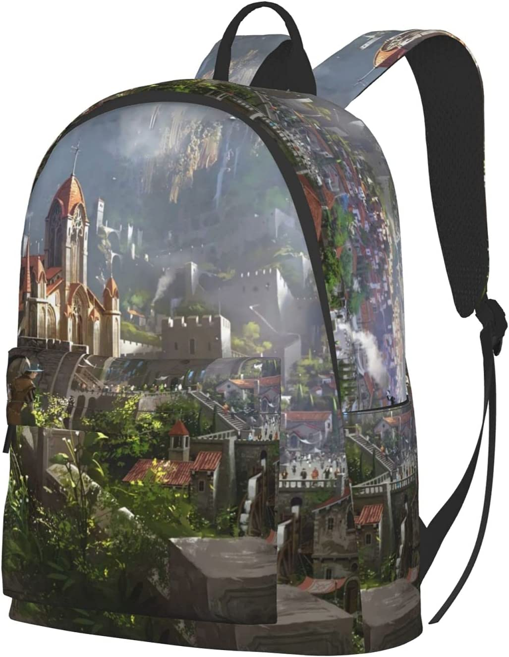 Large Capacity Quality inspection Backpack Water-Resistant Purse Small Sho Excellence