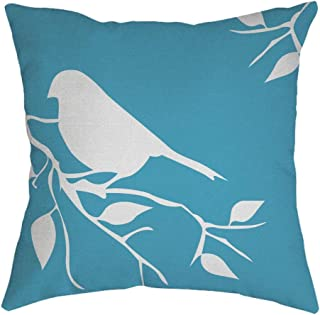 Iuhan Throw Pillow Case Cushion Cover, Birdie Linen Pillow Case Sofa Waist Throw Cushion Cover Home Decor 18