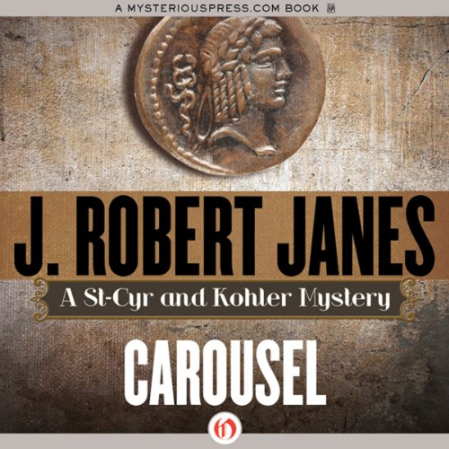 Carousel audiobook cover art