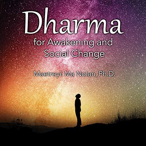 Dharma: For Awakening and Social Change audiobook cover art