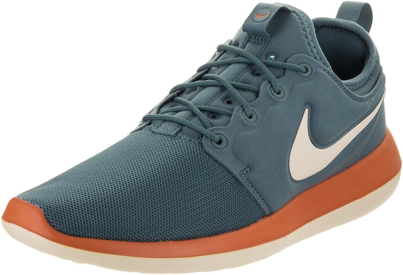 Nike Men's Roshe Two Iced Jade Lt Orewood Brn Running shoes 11.5 Men US