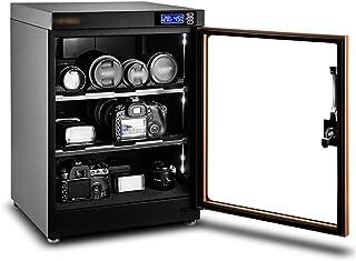 GXFC 70L Armoire Sec de Déshumidification Electronique, Contrôle Numérique LED, Dry Cabinet de Rangement Anti-moisissure d...