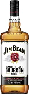 Jim Beam - Bourbon Kentucky Straight - 1 x 1 l