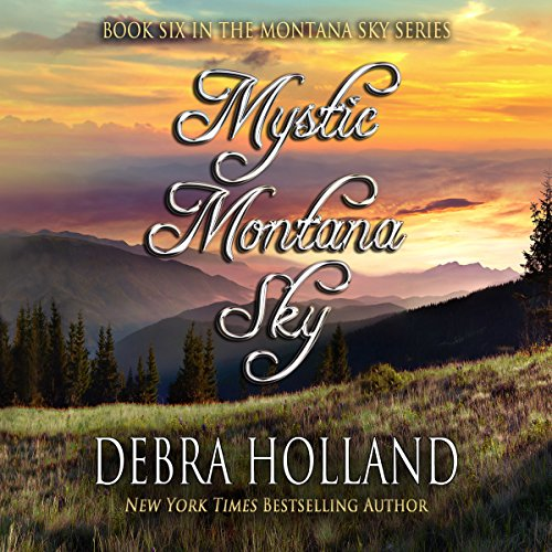 Mystic Montana Sky audiobook cover art