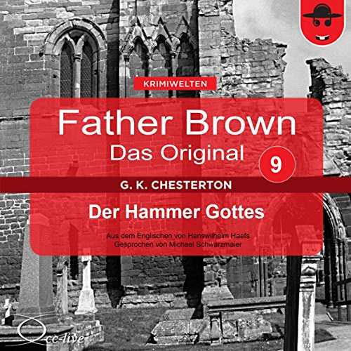 Der Hammer Gottes (Father Brown - Das Original 9) Titelbild