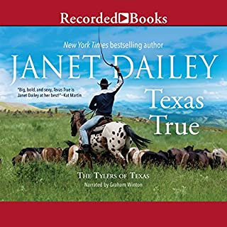 Texas True audiobook cover art