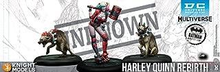 Knight Models Batman Miniature Game Harley Quinn (Rebirth) (2nd Edition) (Resin)