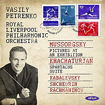 Mussorgsky: Pictures at an Exhibition/Khachaturian: Spartacus Suite