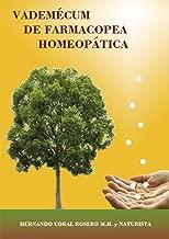 Vademecum de Farmacopea Homeopatica (Spanish Edition)