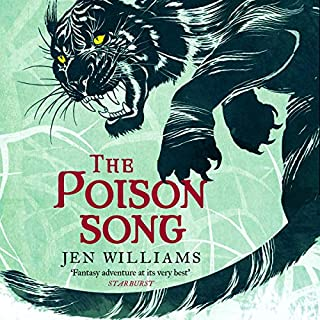 The Poison Song      The Winnowing Flame Trilogy, Book 3              By:                                                                                                                                 Jen Williams                           Length: 10 hrs     Not rated yet     Overall 0.0
