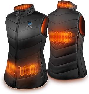 Heated Vest, IUREK ZD932 Women's Heated Vest with...