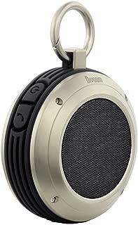 Divoom Voombox Travel Rugged Portable Wireless Bluetooth 4.0 Speaker, Smart Black