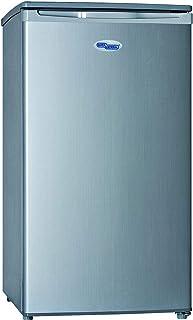 Super General 120 Liters Single Door Refrigerator - Silver, SGR062HS