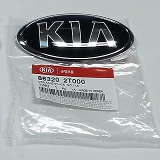 Automotiveapple Kia Motors OEM Genuine 863202T000 Rear Trunk Emblem 1-pc for 2011 2012 2013 Kia Optima : K5