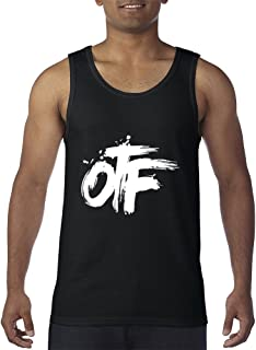 OTF Hip hop Legend Nunu Fashion Men's Tank Top