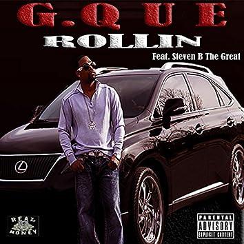 Rollin' (feat. Steve B the Great)