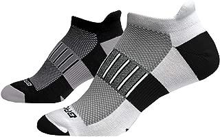 Brooks Ghost Midweight Tab 2-Pack Running Socks