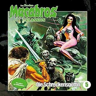 Die Schreckensgöttin (Macabros Classics 5) Titelbild