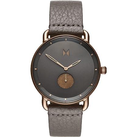 [ムーブメント] 腕時計 REVOLVER MR01-BROGR メンズ カーキ