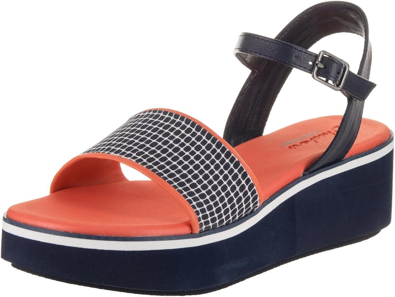 Skechers Womens Hushhush Platform Sandal