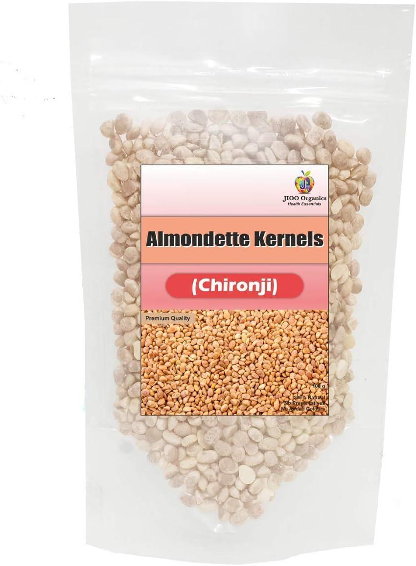 Lendom Jioo Max 66% OFF Regular discount Organics Chironji Seed Kernels Almondette gm 100
