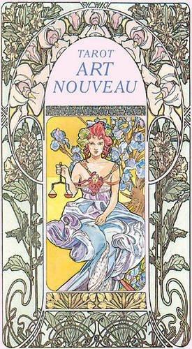 Art Nouveau Tarot by Antonella Castelli (2013-12-11)