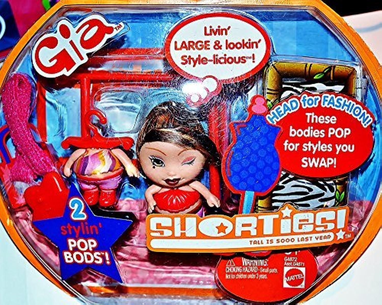 Gia Shorties by gia shorties