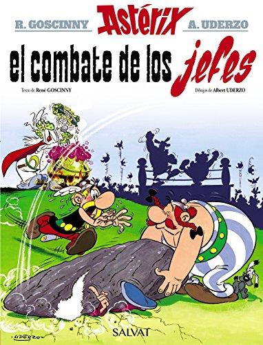 El combate de los jefes: Asterix y el combate de los jefes (Astérix)