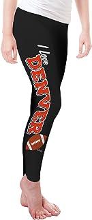 TWISTED ENVY I Love Denver American Football Women`s Funny Leggings