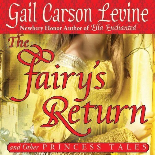The Fairy's Return audiobook cover art