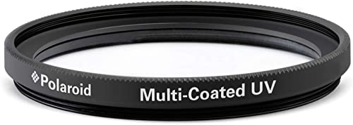 discount Polaroid Optics 52mm UV Filter   Protective Ultraviolet Filter Absorbs Haze, Improves Images new arrival & Shields Lens from Atmospheric Damage   Slim Multi-Coated Glass popular (PLFILUV52) outlet sale