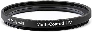 Polaroid - PLFILUV49 Optics 49mm UV Filter | Protective Ultraviolet Filter Absorbs Haze, Improves Images & Shields Lens fr...