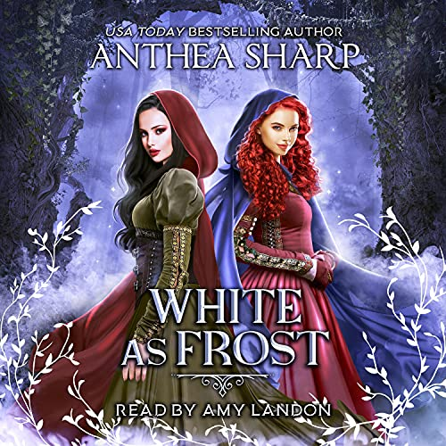 White as Frost Audiobook By Anthea Sharp cover art