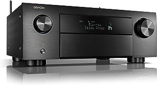 デノン Denon AVR-X4500 AVサラウンドレシーバー 9.2ch Dolby Atmos/DTS:X/Auro-3D/Airplay2/IMAX Enhanced対応 ブラック AVR-X4500H-K