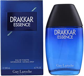Guy Laroche Drakkar Essence - Perfume for Men, 200 ml - EDT Spray