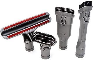 Ninthseason Limpieza del hogar hasta las herramientas del kit de piezas attachts cepillos de cabeza para Dyson Accesorios portátiles Aspiradoras V6 DC16 DC31 DC33 DC34 DC35