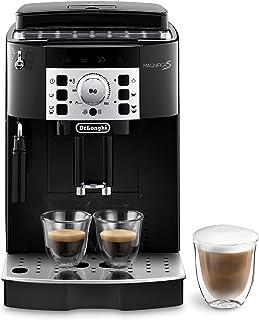 De'Longhi Magnifica S ECAM 22.110.B Kaffeevollautomat mit Milchaufschäumdüse für Cappuccino, mit Espresso Direktwahltasten...