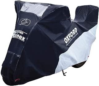 /L OXFORD Protex Premium ausdehn Ajuste Outdoor Moto Protectora/