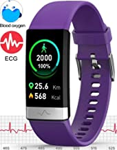 MorePro Blood Oxygen SpO2 Heart Rate Monitor Blood Pressure Fitness Activity Tracker with Low O2 Reminder, IP68 Waterproof Smart Watch with HRV Sleep Health Monitor Smartwatch for Android iOS Phones