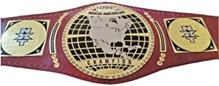 NXT Championship North American Wrestling Belt Copy