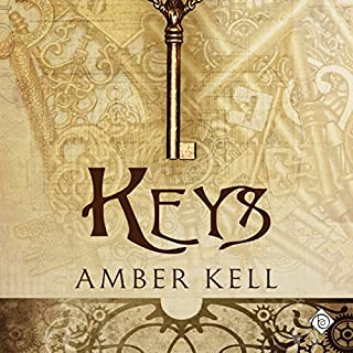 Keys     City of Keys, Book 1              By:                                                                                                                                 Amber Kell                               Narrated by:                                                                                                                                 Derrick McClain                      Length: 6 hrs and 48 mins     80 ratings     Overall 4.3