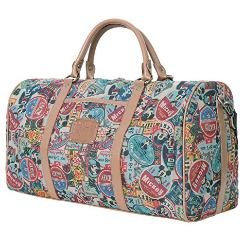 Ililily X Vintage Disney 19-Inch Duffle on Amazon