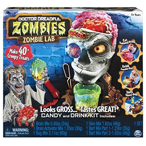 Doctor Dreadful Dr.Dreadful Zombie Lab