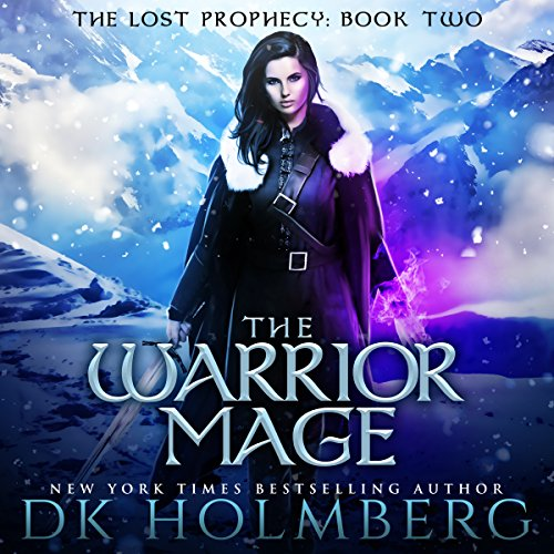 The Warrior Mage audiobook cover art