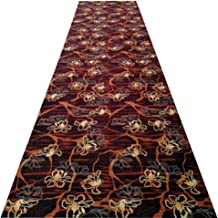 YANZHEN Hallway Runner Rugs Soft Corridor Carpet Non-Slip Rubber Pad Retro Blended Fabric, 2 Styles, Size Customization (C...